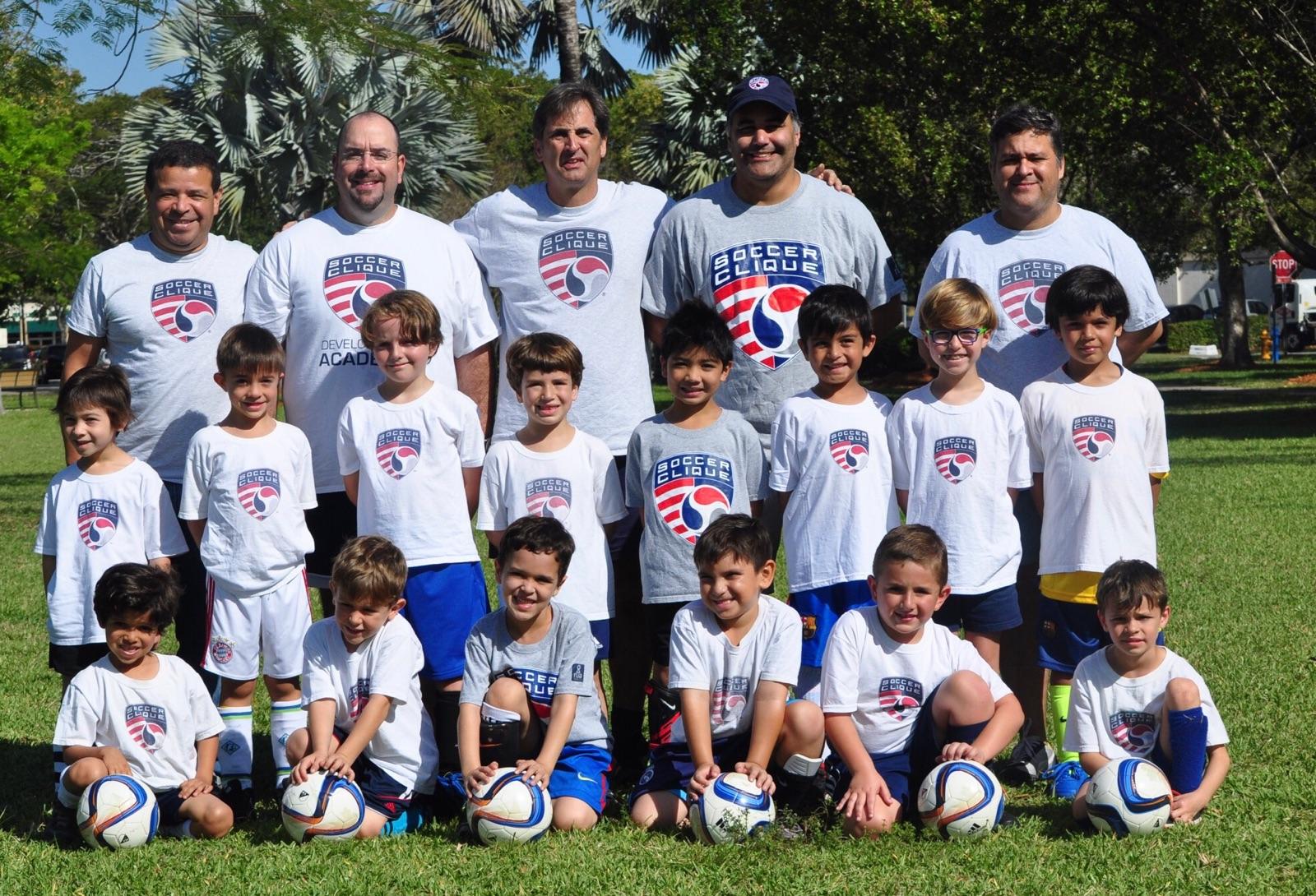 Soccer Clique | Boys U6