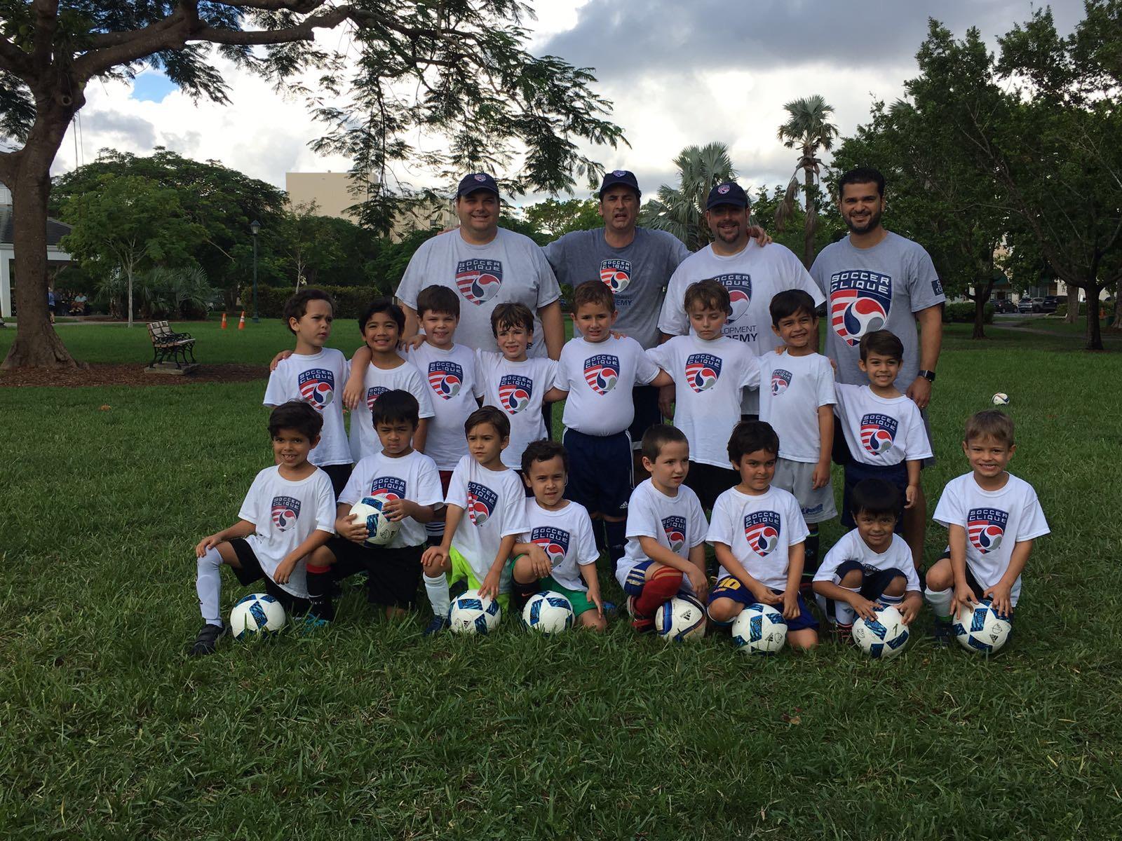 Soccer Clique | Boys U6 | U7