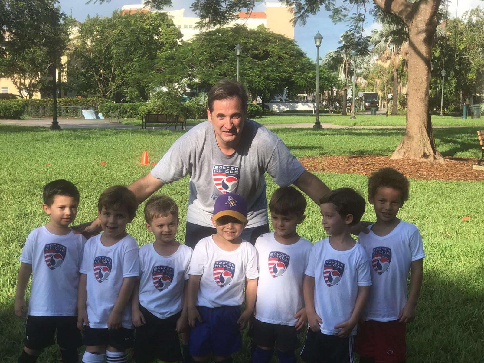 Soccer Clique | Boys T3 | T4