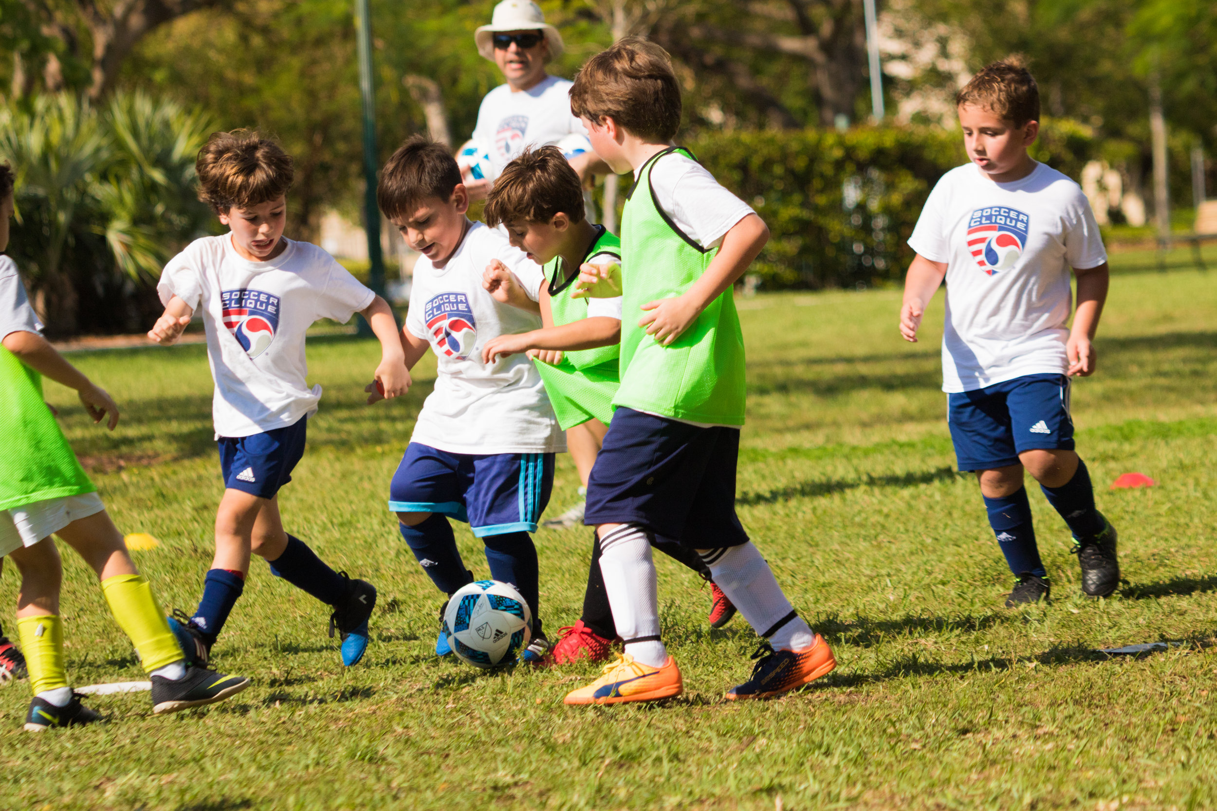 Soccer Clique | Boys U7