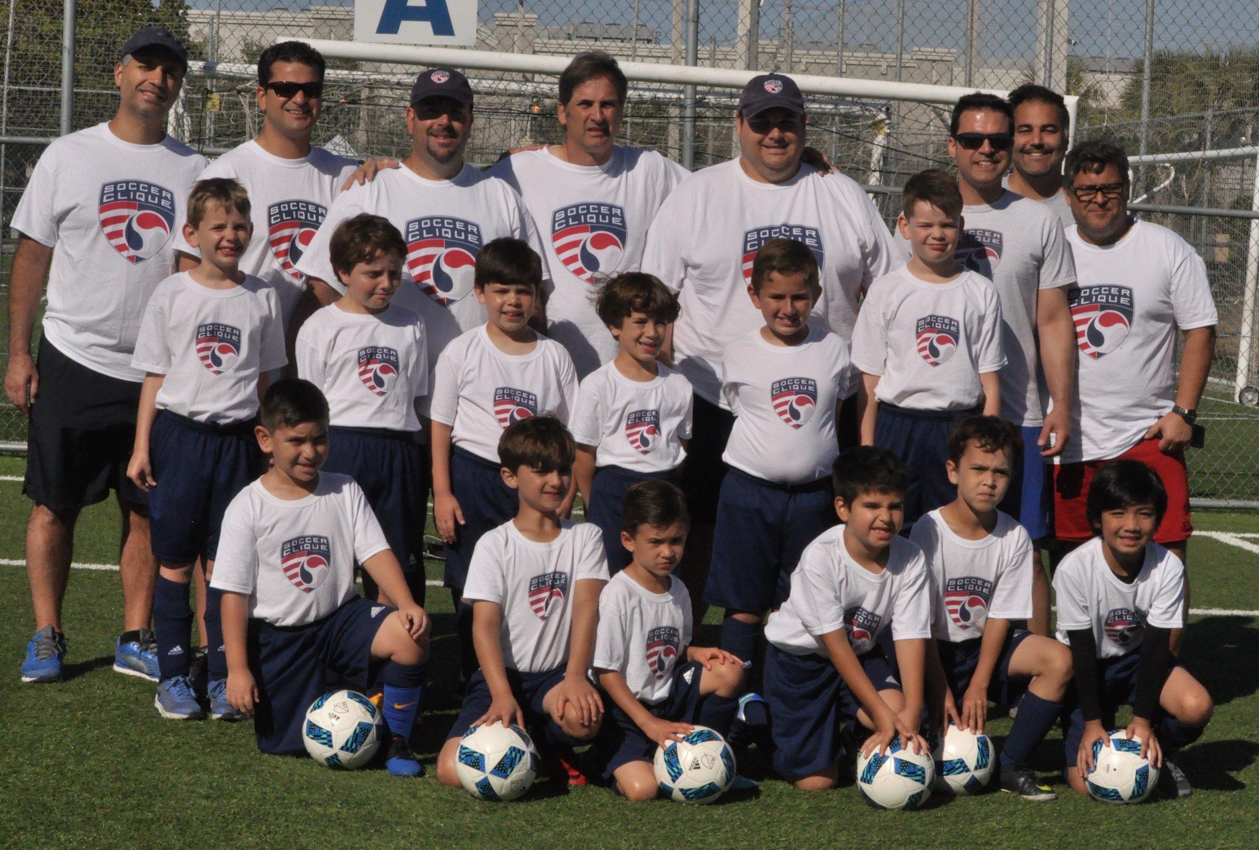 Soccer Clique vs Boca Jrs. Academy Pre Match