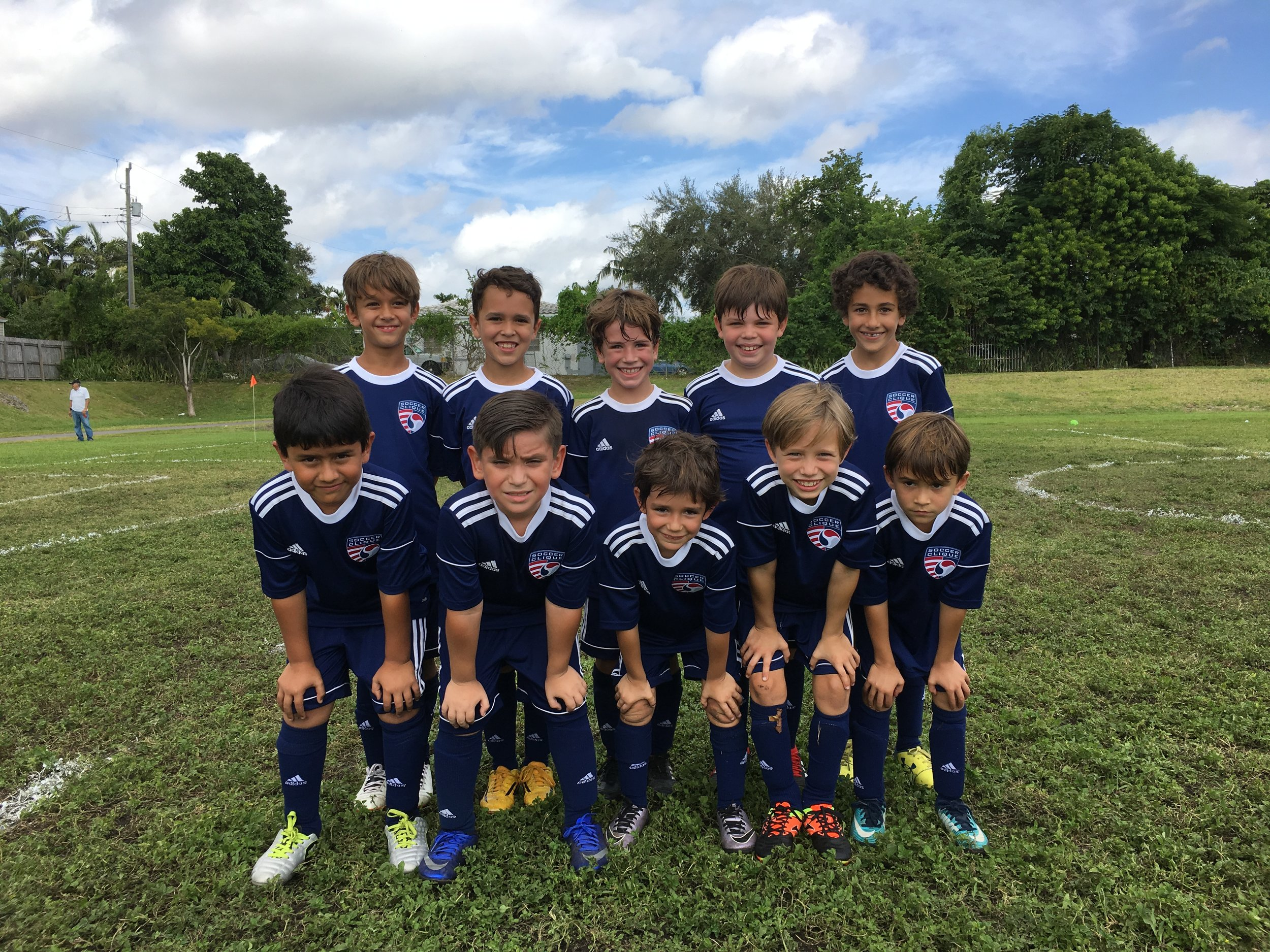 Soccer Clique | U10 Team | 7v7