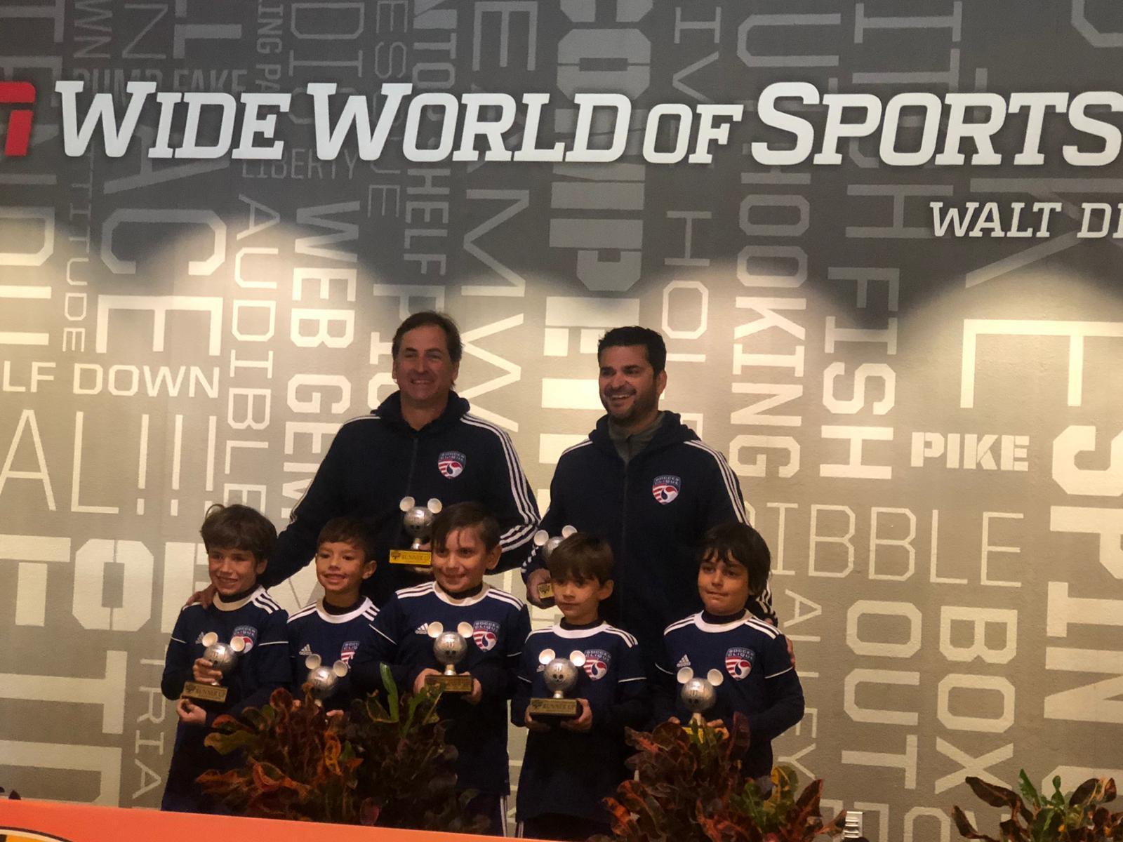 Soccer Clique U8 | Silver Disney 3v3