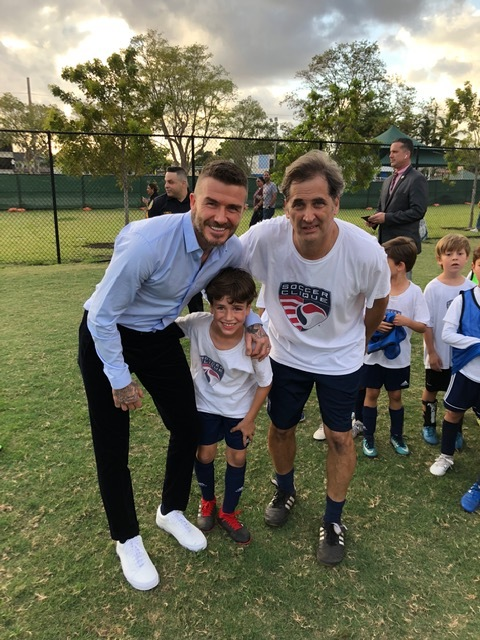 David | Thank you for sharing your time with the boys.