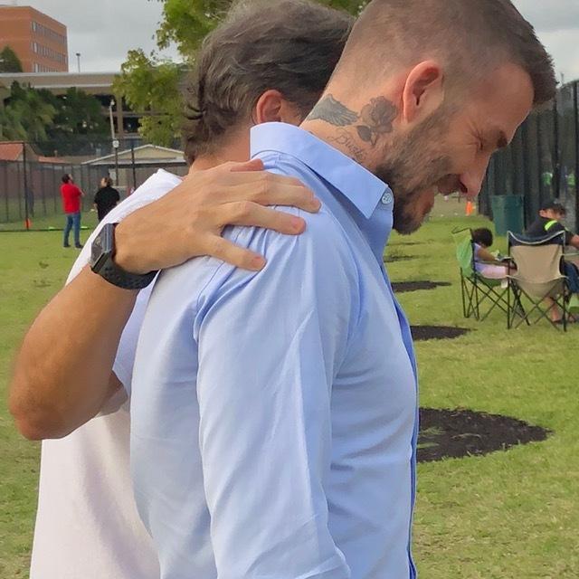 David Beckham | Coach Paul