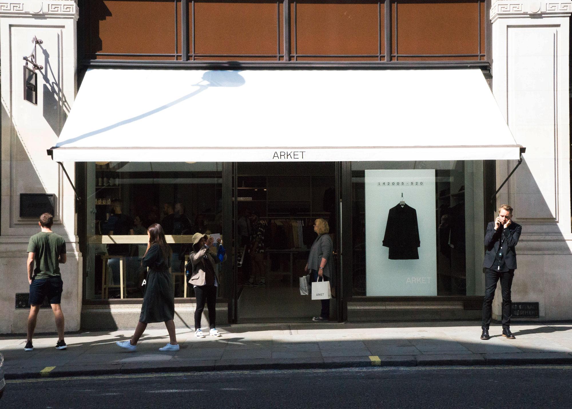 Arket Regent Street