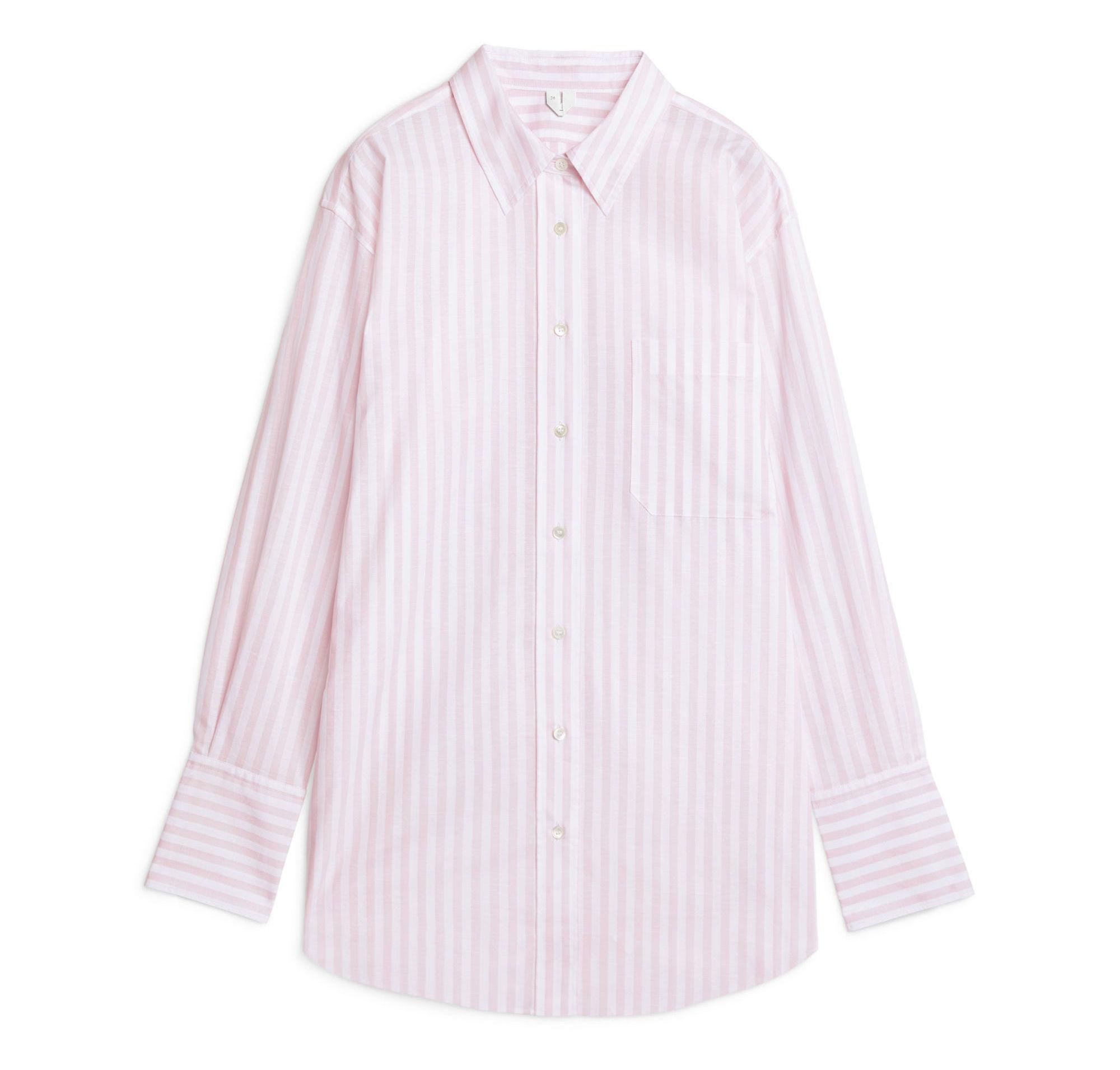 Bengal Stripe Poplin Shirt   £55