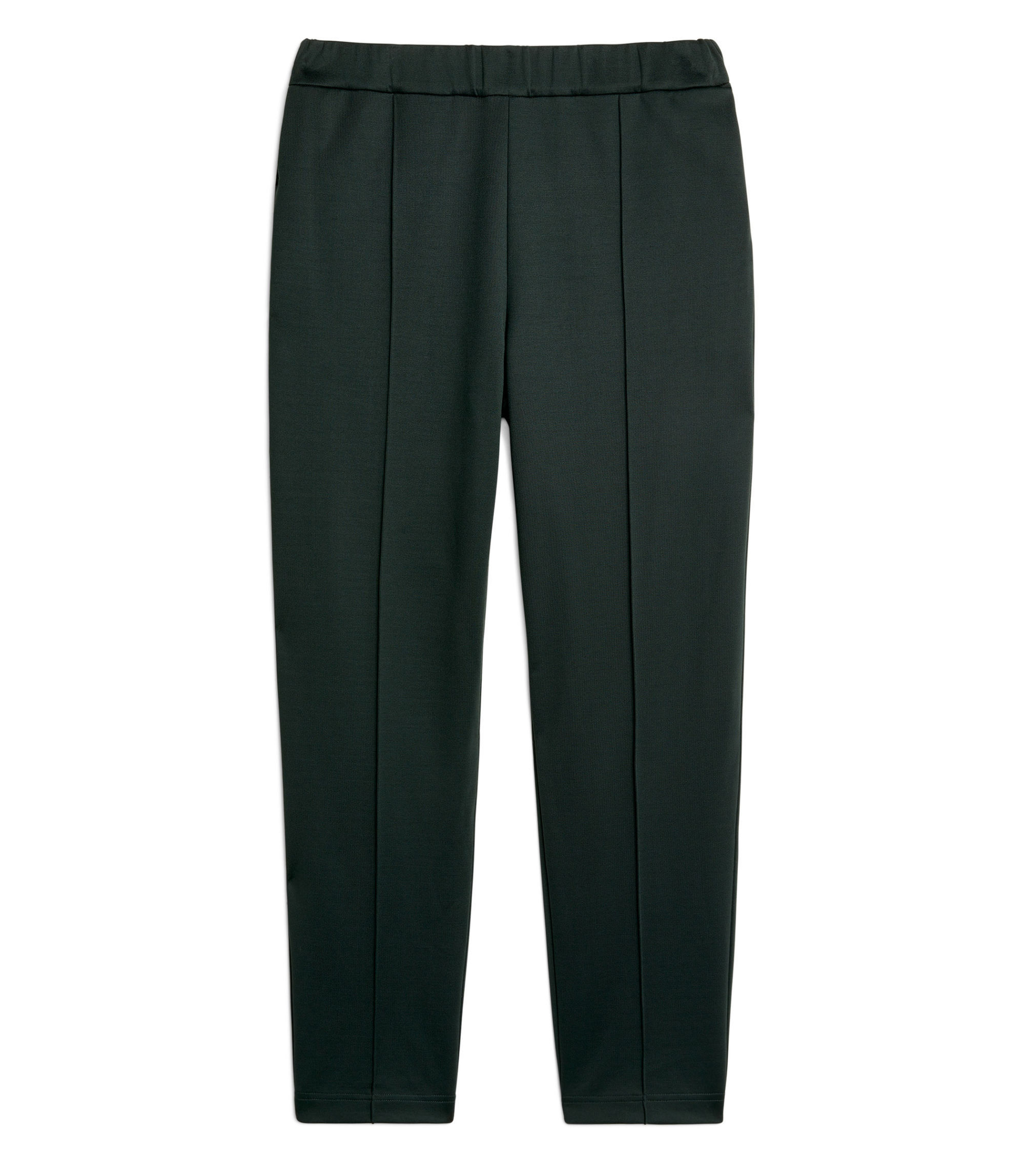 Tapered Pintuck Trousers  £55