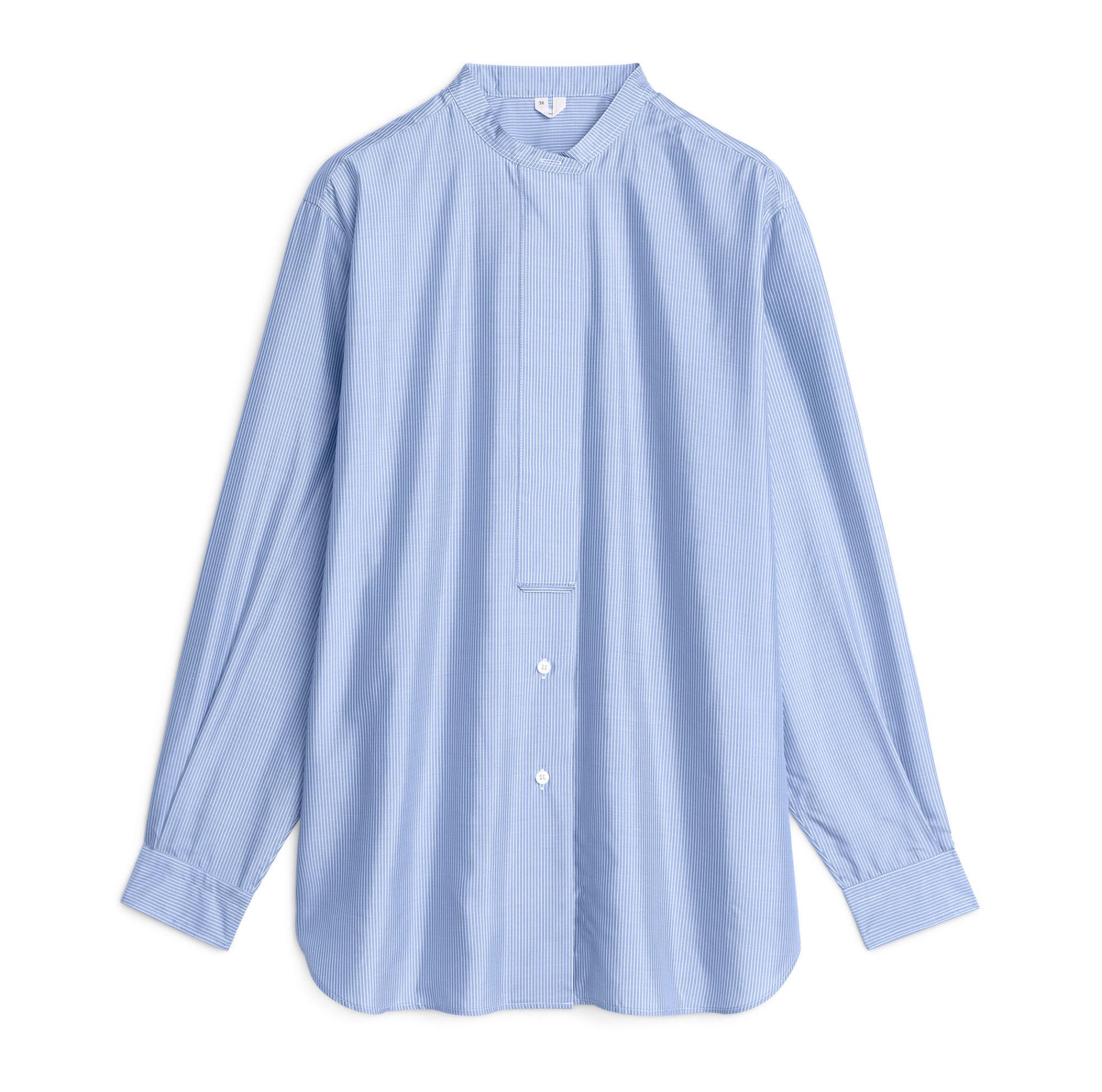 Oversize Silk Blouse  £99
