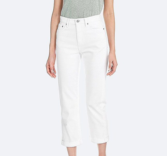 UNIQLO High Rise Jeans | £24.99