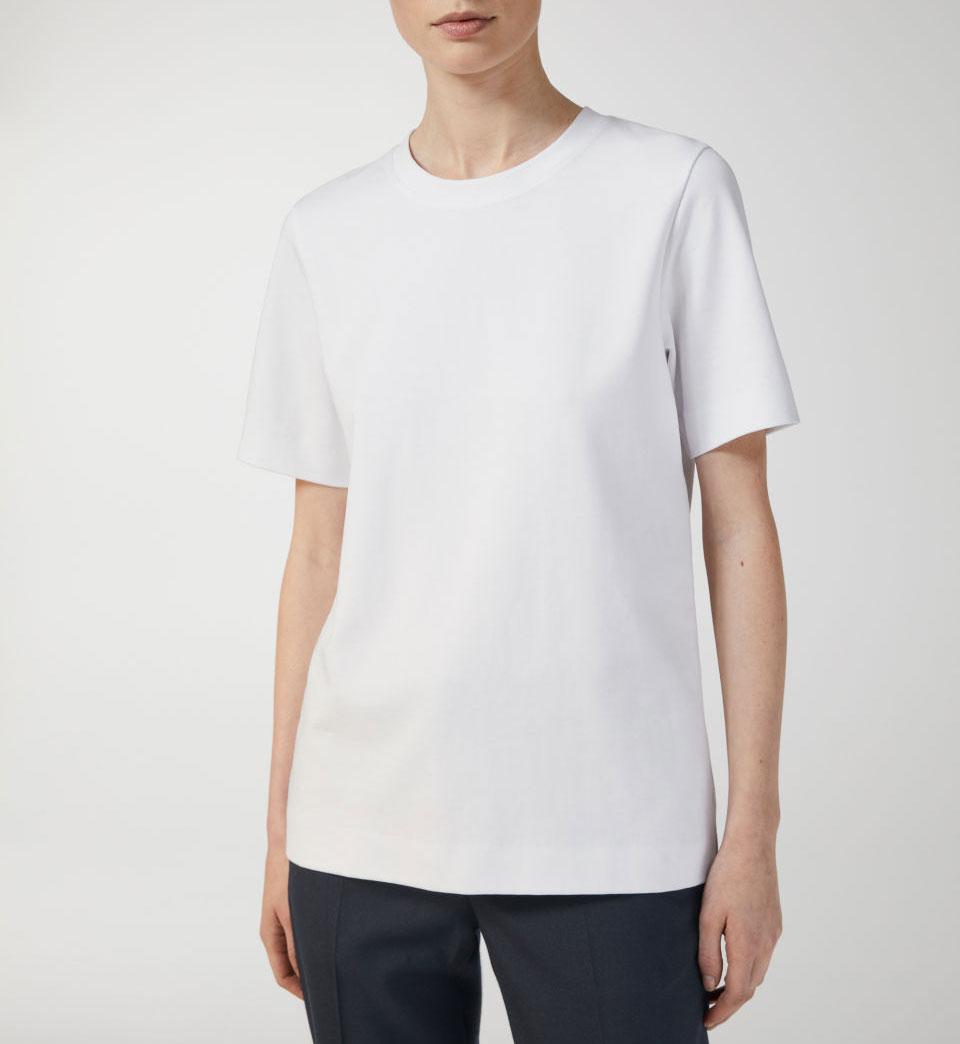 ARKET Heavy Crepe T-Shirt | £35