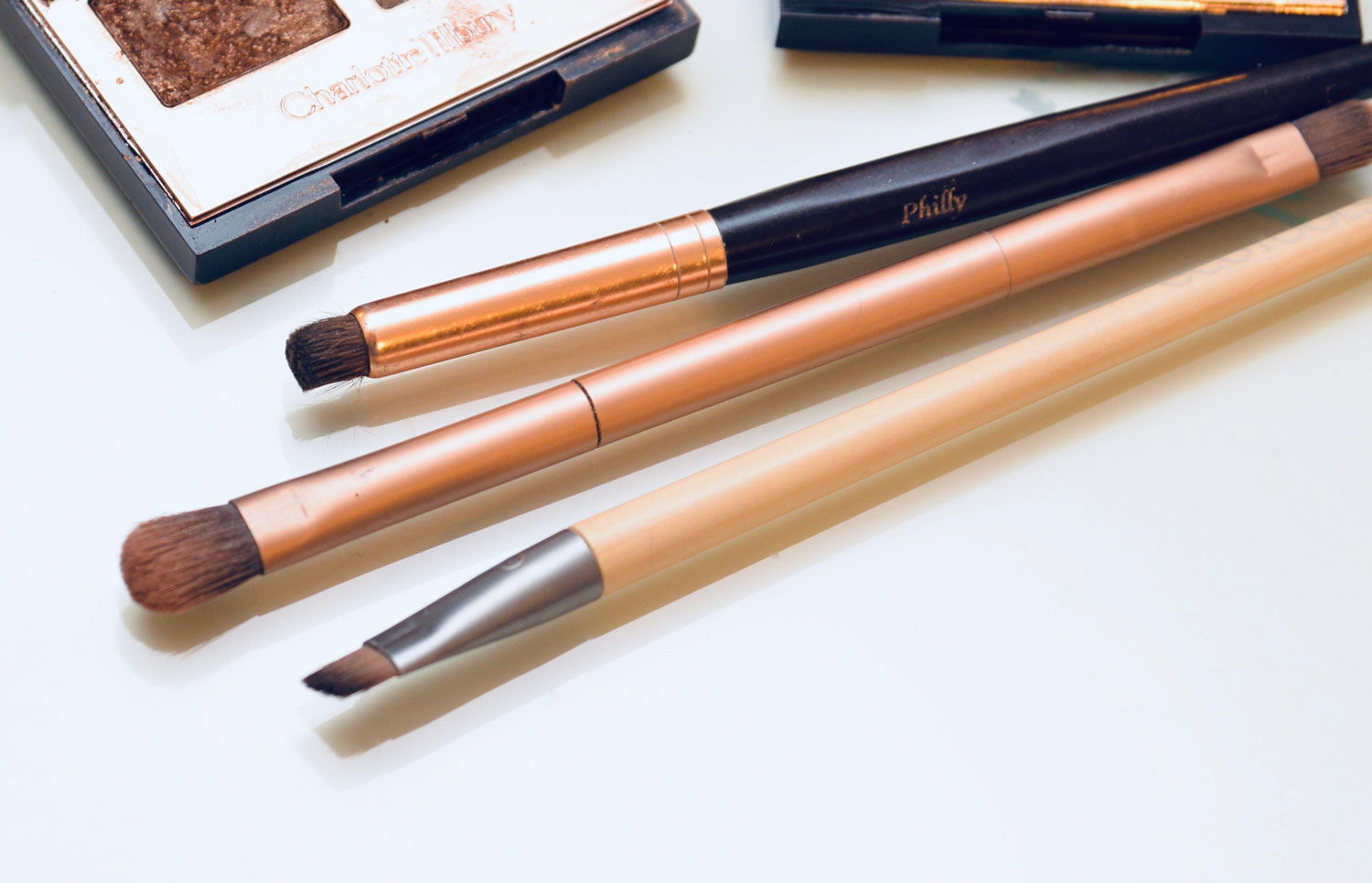 The Obsession Diary Brushes