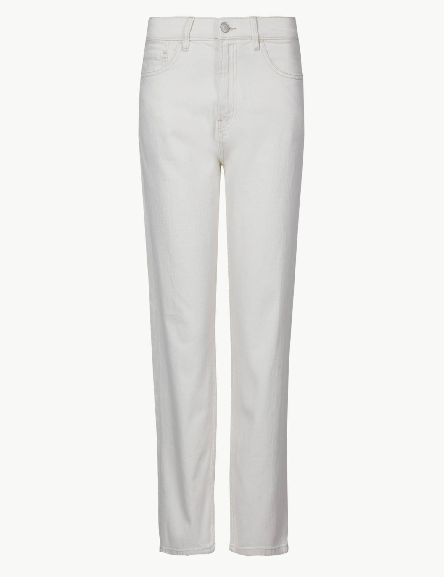 Marks & Spencer Ecru Regular Jeans