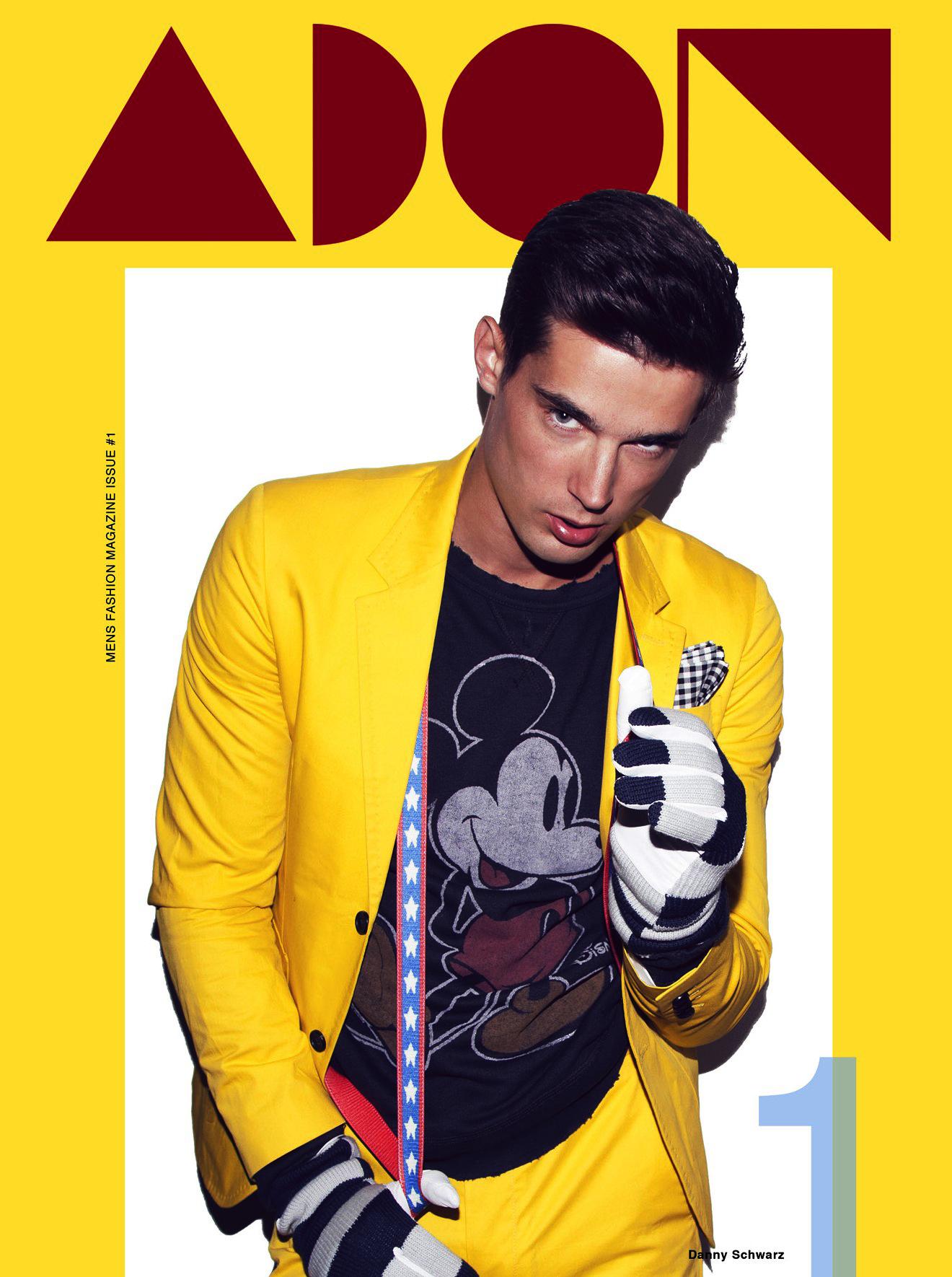 Danny-Schwarz-ADON-Magazine-cover-november-2012