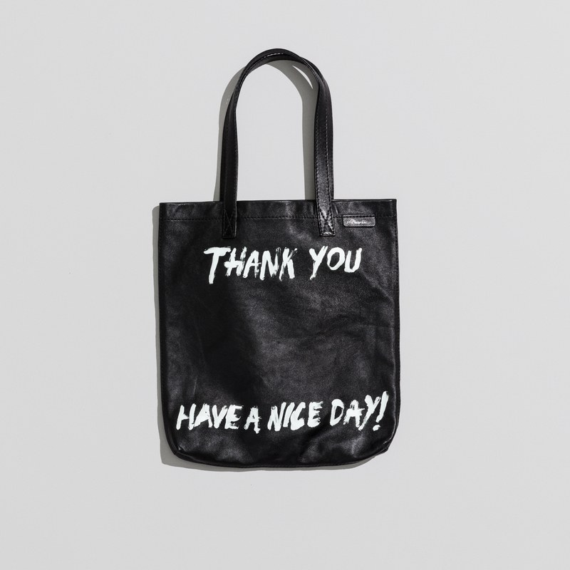 Have A Nice Day Slim North-South Tote - Phillip Lim