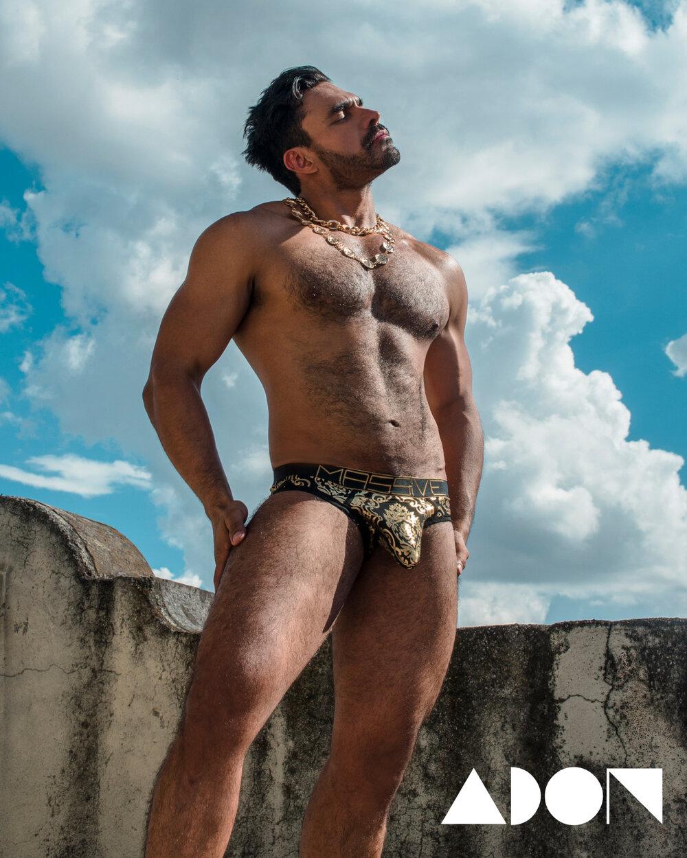 Adon Exclusive: Model José  By @bocbocphoto