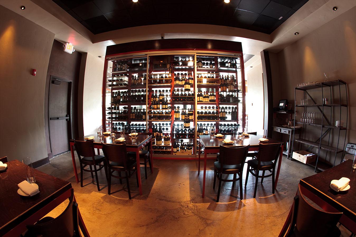 Vin48 Wine Room