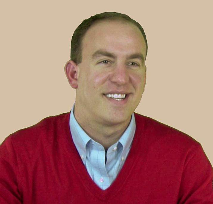 Startup investor Ross Blankenship.