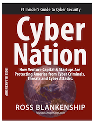 Book on cybersecurity and preventing cyber attacks.
