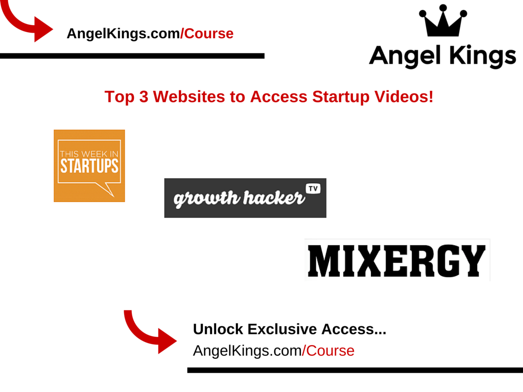 Here are the top 3 websites with great startup videos all founders need to watch!