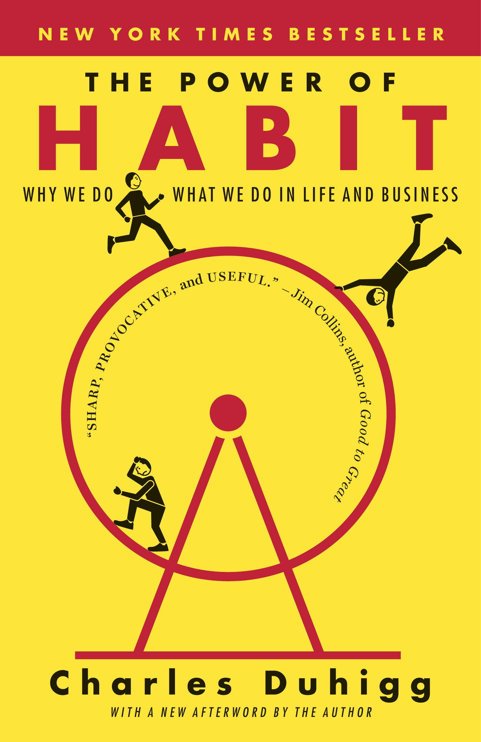 Review of Power of Habit by Charles Duhigg