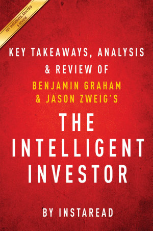 The Intelligent Investor is a must-read for all investors.