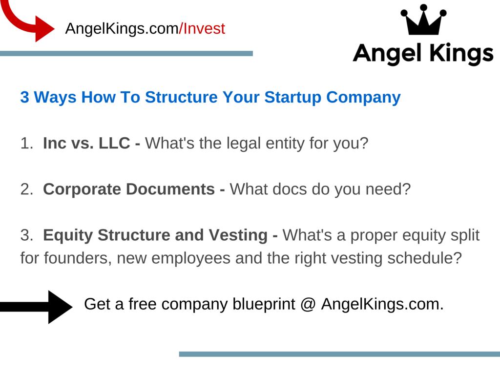 Should you pick LLC or C-Corp (Inc)?