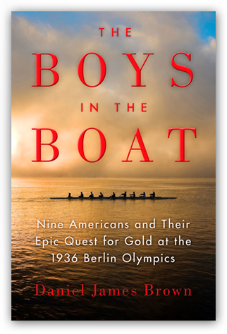 What are some of the lessons from The Boys in the Boat?