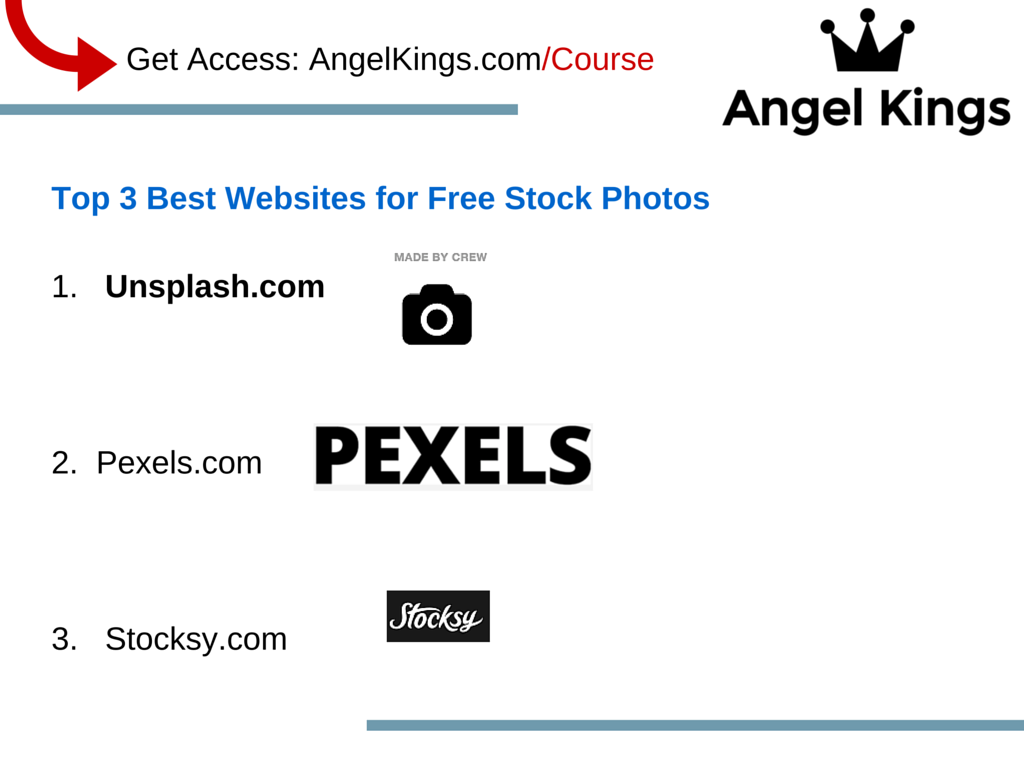Top Sites to Get Free Stock Photos and Images