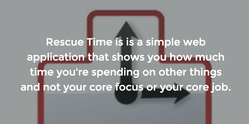 Rescue Time is the #1 website to boost your productivity.