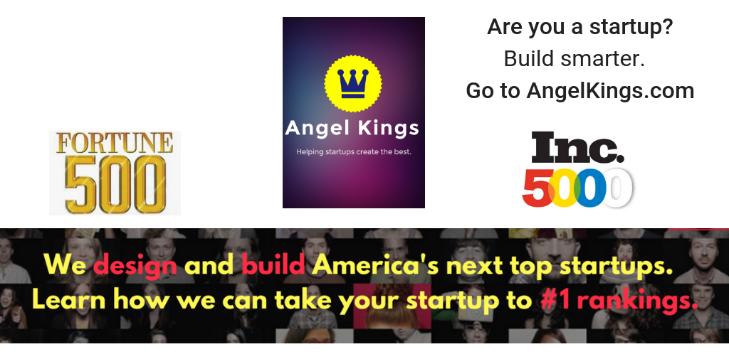 America's leading design and development firm for startups: AngelKings.com.