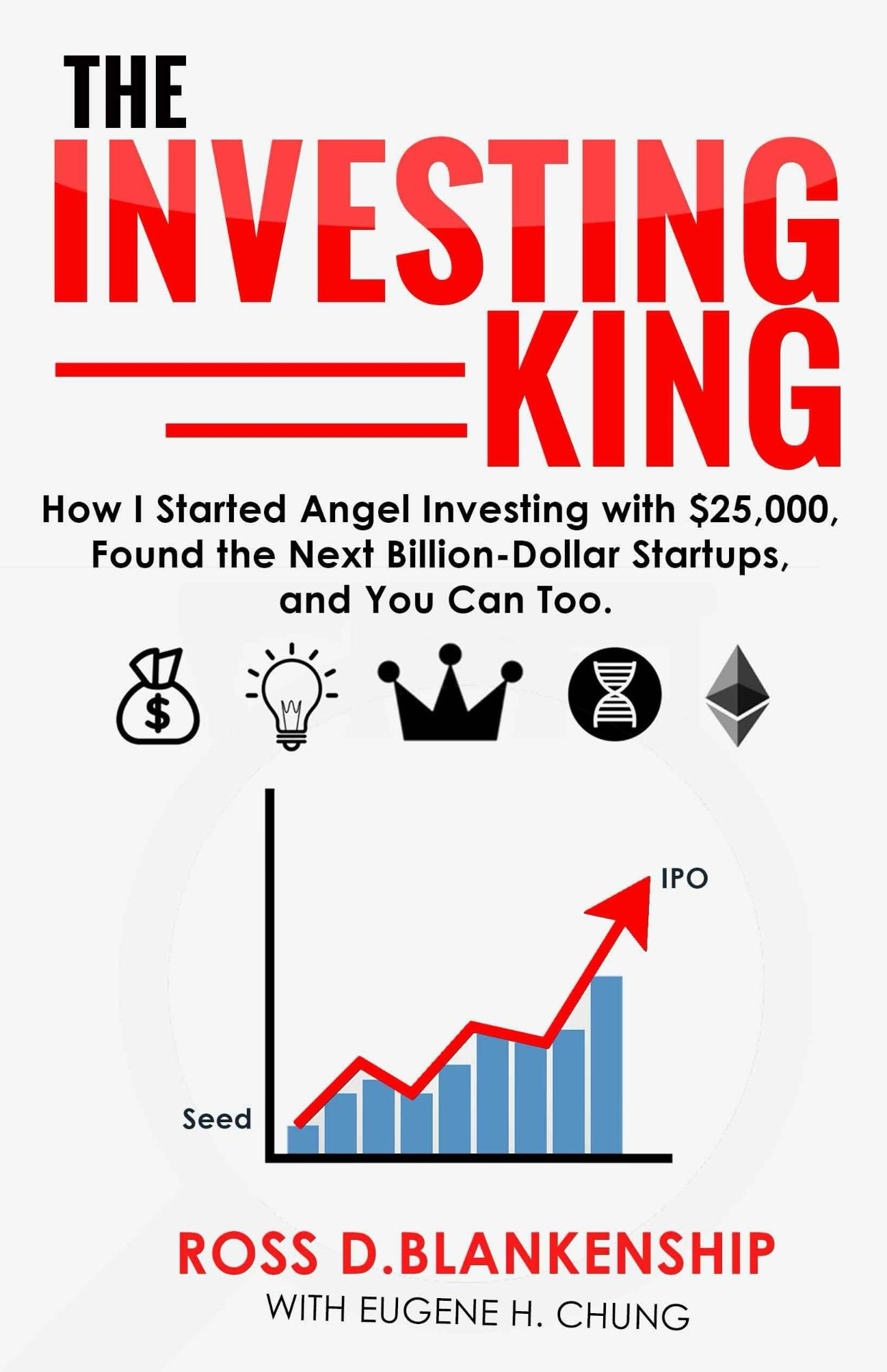 """Click to    Buy the """"best book on venture capital investing: The Investing King""""    today."""