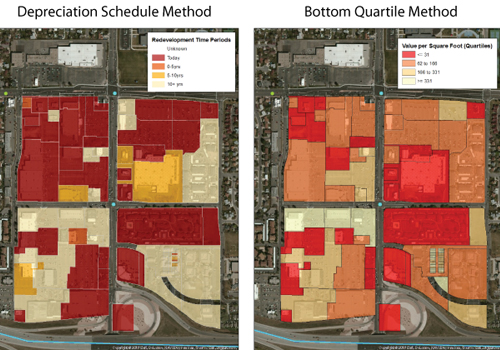 Redevelopment Timing