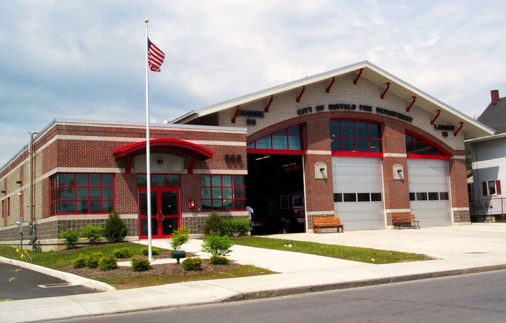 Elmwood-Hertel Firehouse