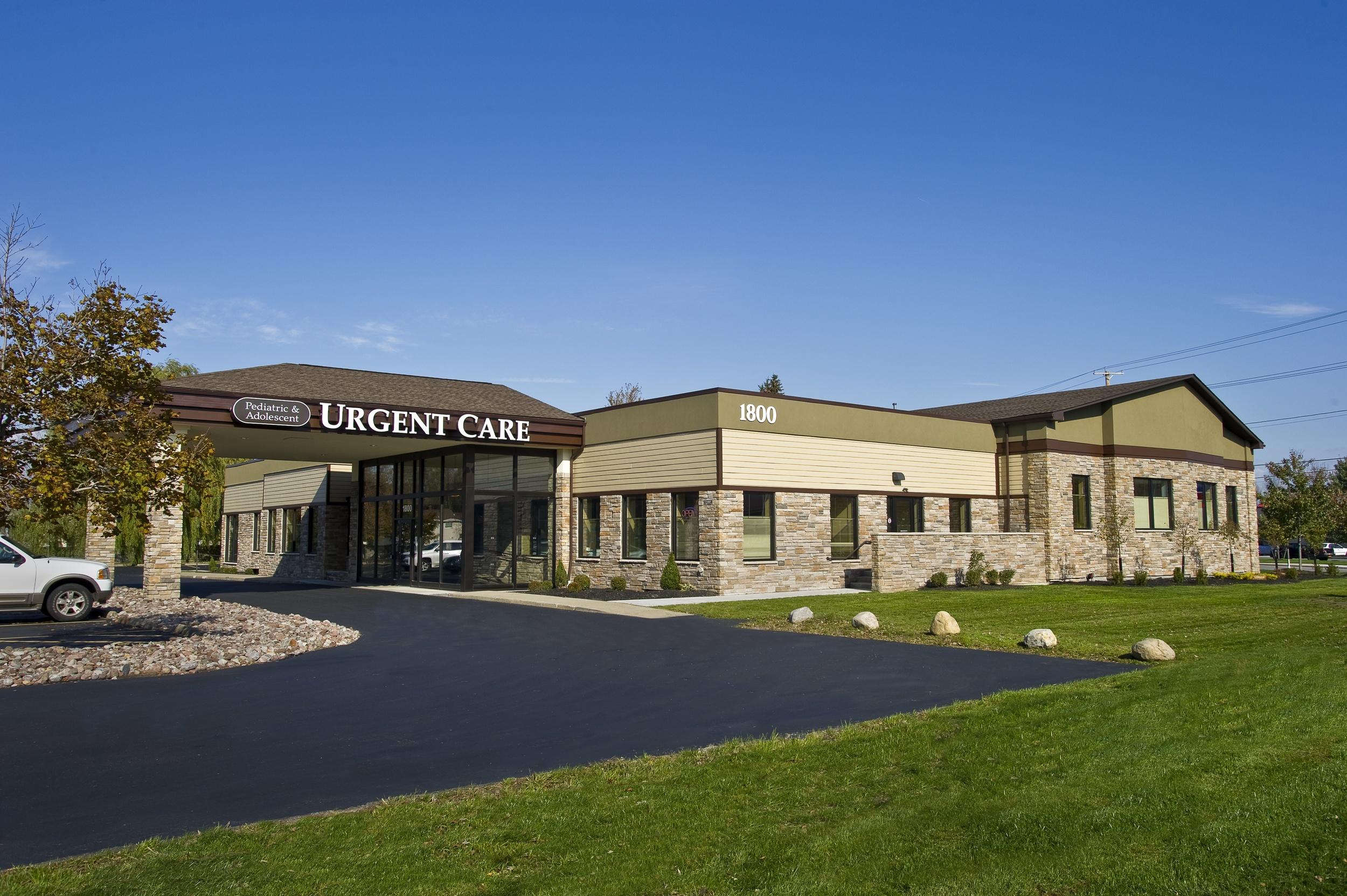 Pediatric & Adolescent Urgent Care