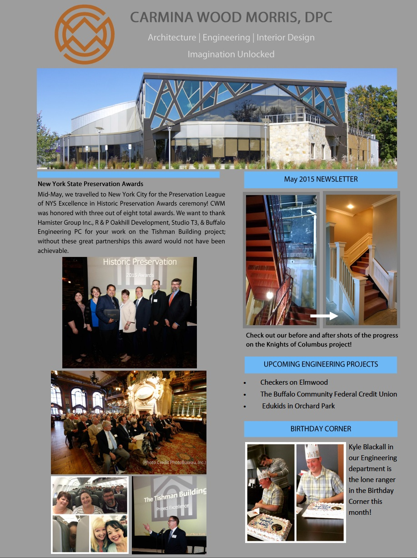 CWM Newsletter