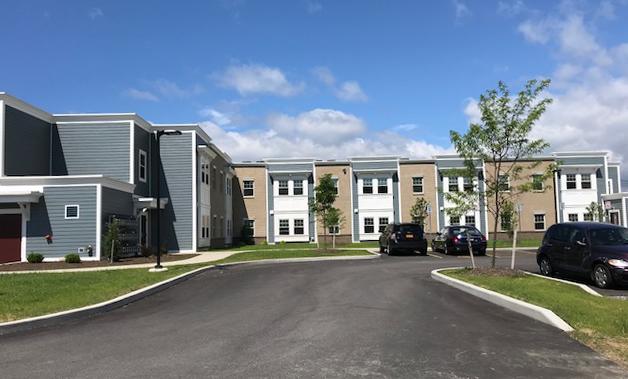 Ridgeway Commons Apartments