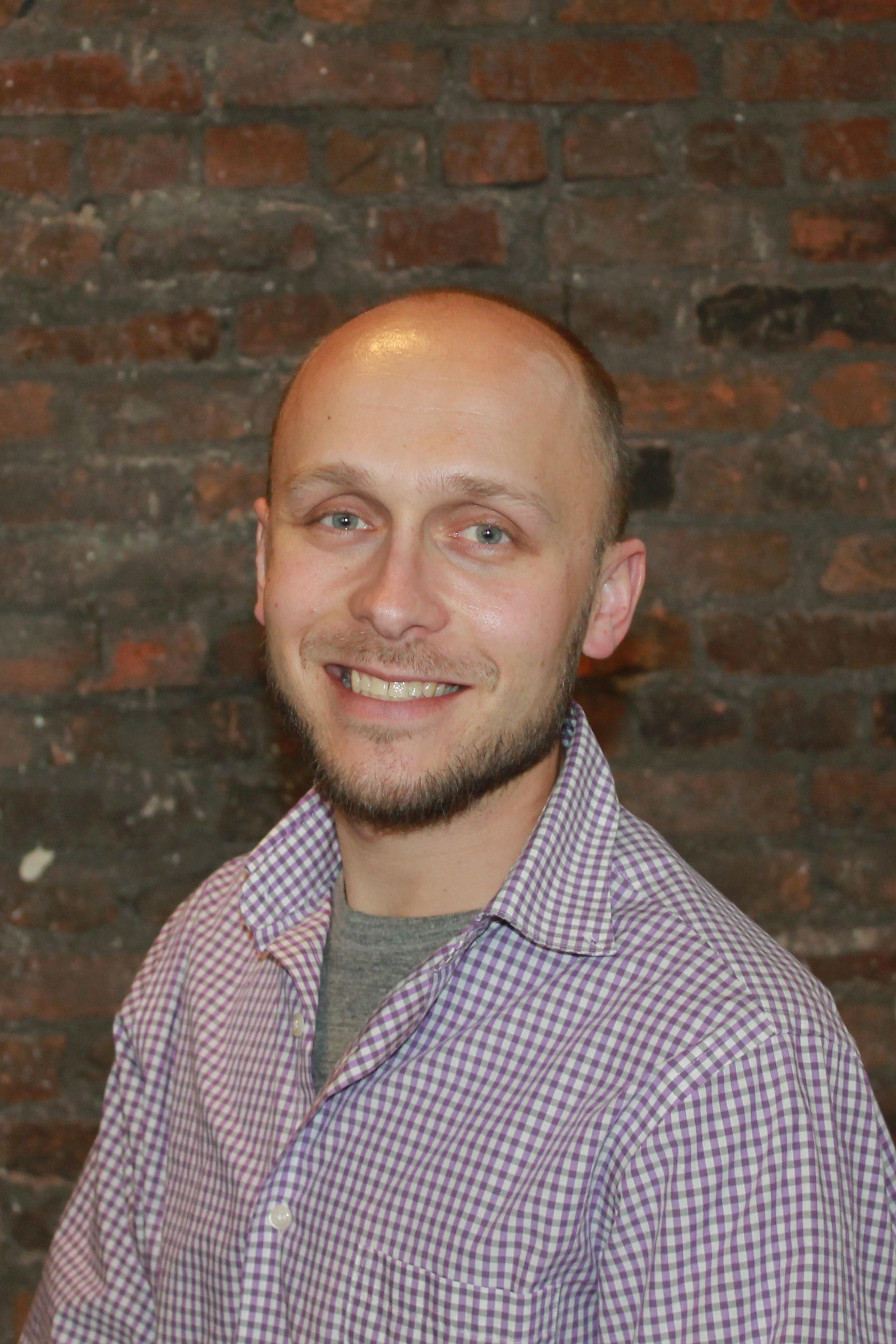 Todd Piotrowski, NCIDQ, IIDA, Associate, Interiors & Planning