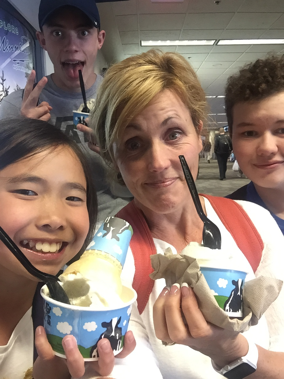 Ice Cream in Minneapolis