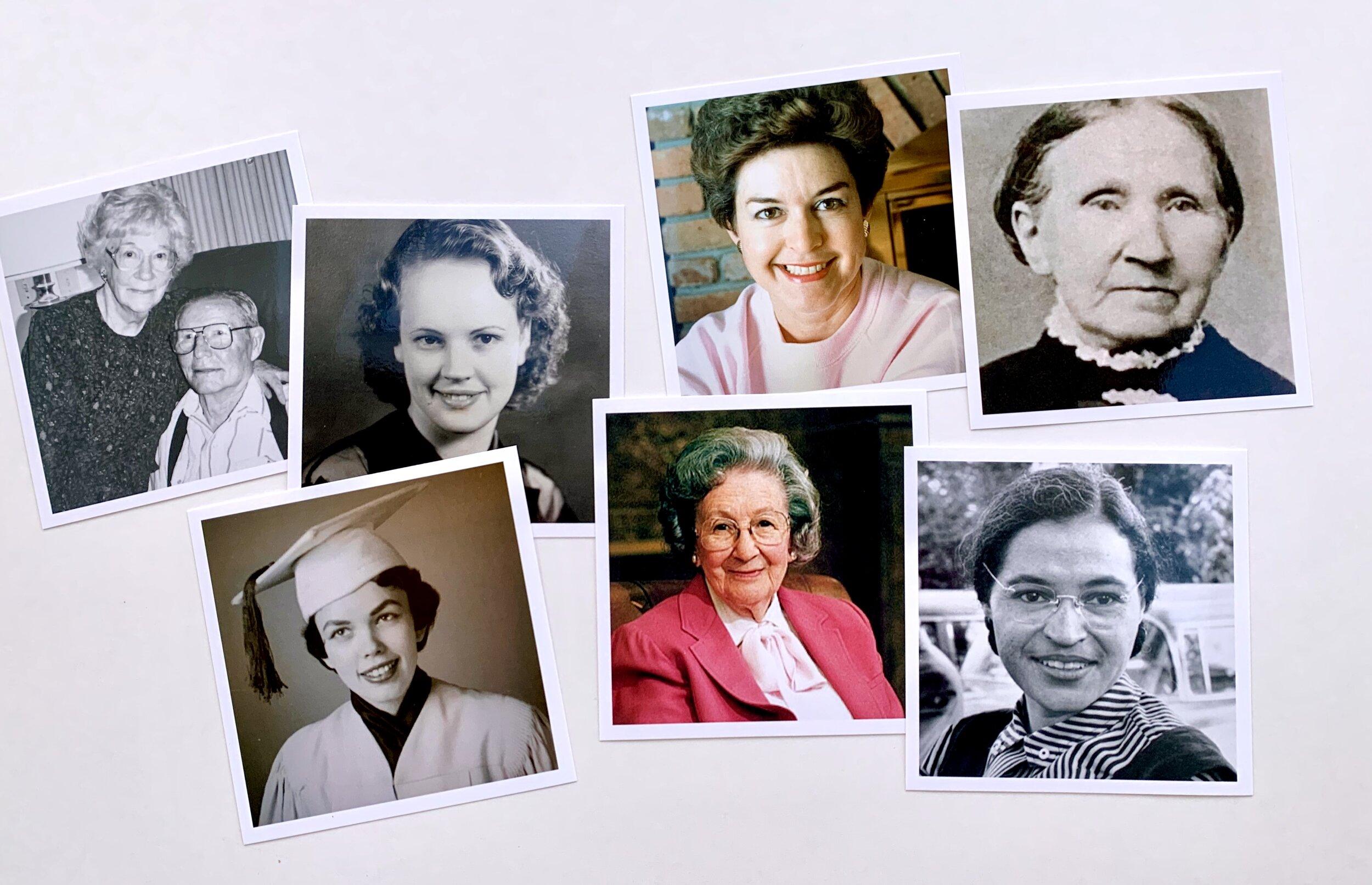 7Women - A Story Starter Project