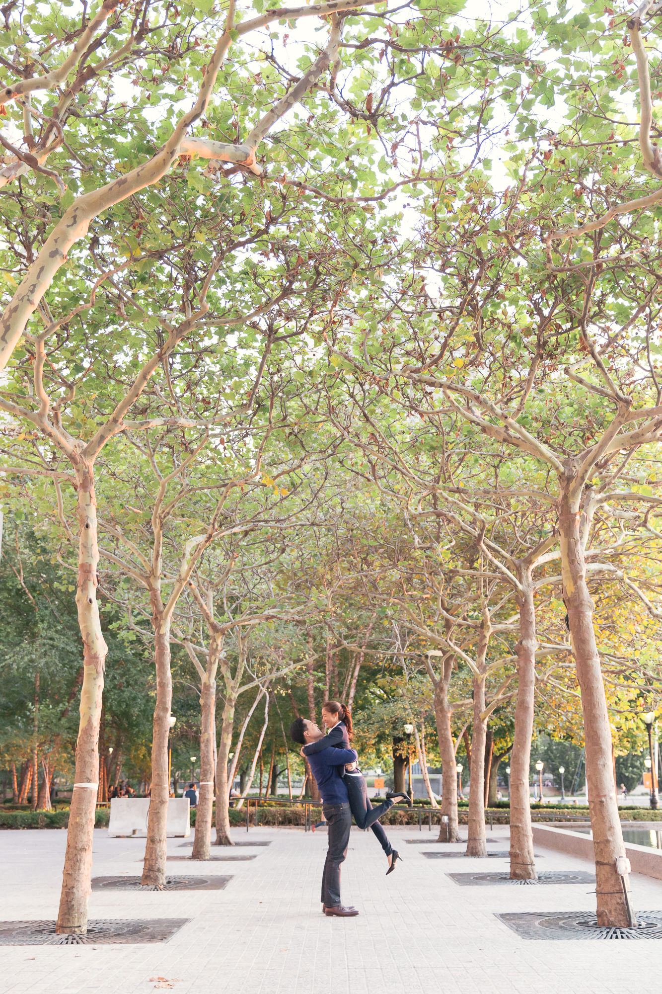Min and Kyle Battery City Park-132.jpg