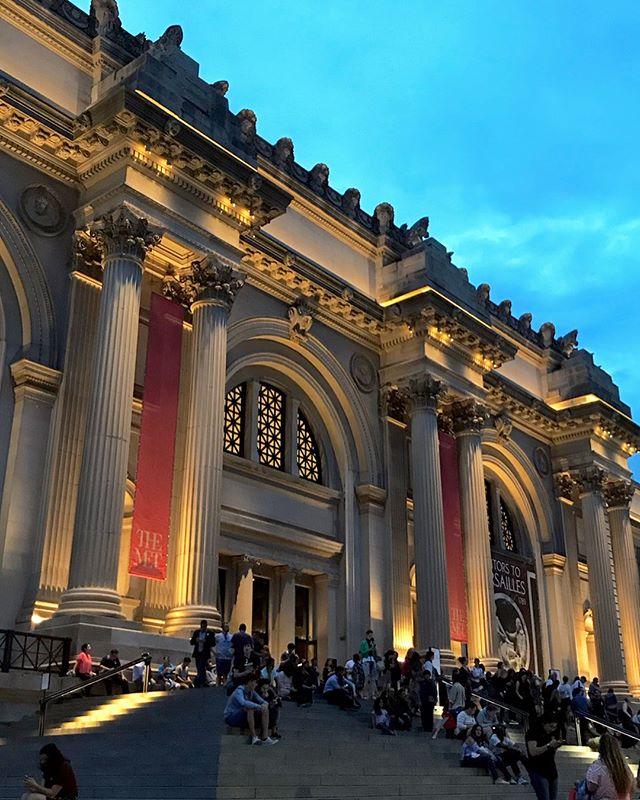Night at the Museum! #sienaquinn