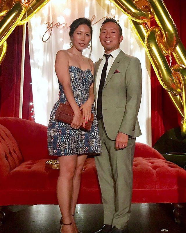 Congrats Melinda & James! A beautiful wedding. #jamesgotchu @melindaaah