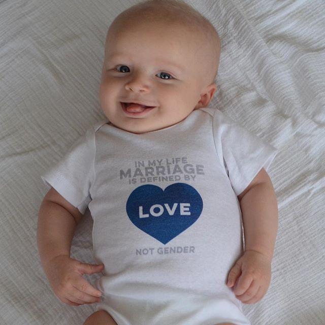 Love makes the world go 'round ❤️ #borntobetees