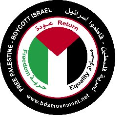 PLEASE OPPOSE THE IMMORAL U.S. SUPPORTED ZIONIST ISRAELI REGIME, ITS ONGOING PURPOSEFUL CRIMINAL OCCUPATION OF PALESTINE, AND THE DECEPTIVE, MURDEROUS AGGRESSION UPON, AND OPPRESSION OF, THE PALESTINIAN PEOPLE.    SUPPORT THE BDS MOVEMENT    TO BECOME MORE CONSCIOUS AND KNOWLEDGEABLE, PLEASE CLICK ON THESE LINKS:     https://www.youtube.com/watch?v=MlNn1v4_Uf0      https://youtu.be/JQS-_9K5-Dk      https://youtu.be/BT5L4YU_Fl4      https://youtu.be/HxvNZisaB8E     SEE:    THE OCCUPATION OF THE AMERICAN MIND; Israel's Public Relations War in the United States A documentary Narrated by Roger Waters
