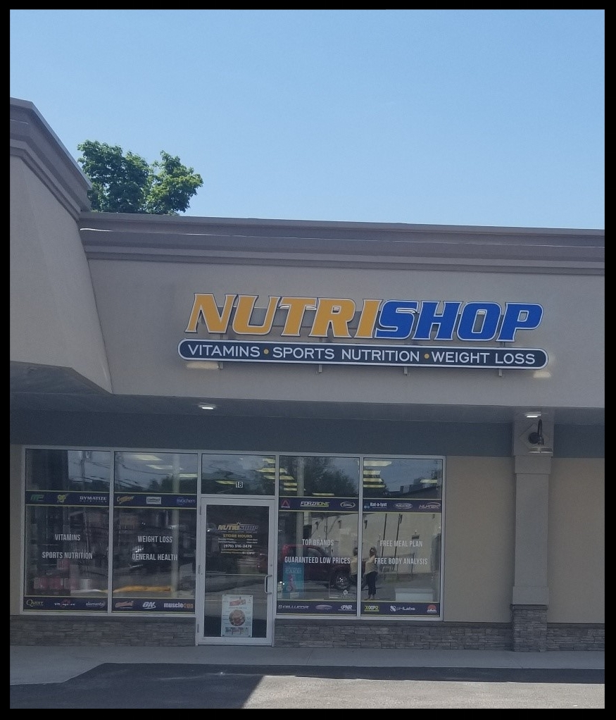 - NutriShop18 John Fitch HwyFitchburg, Ma 01420