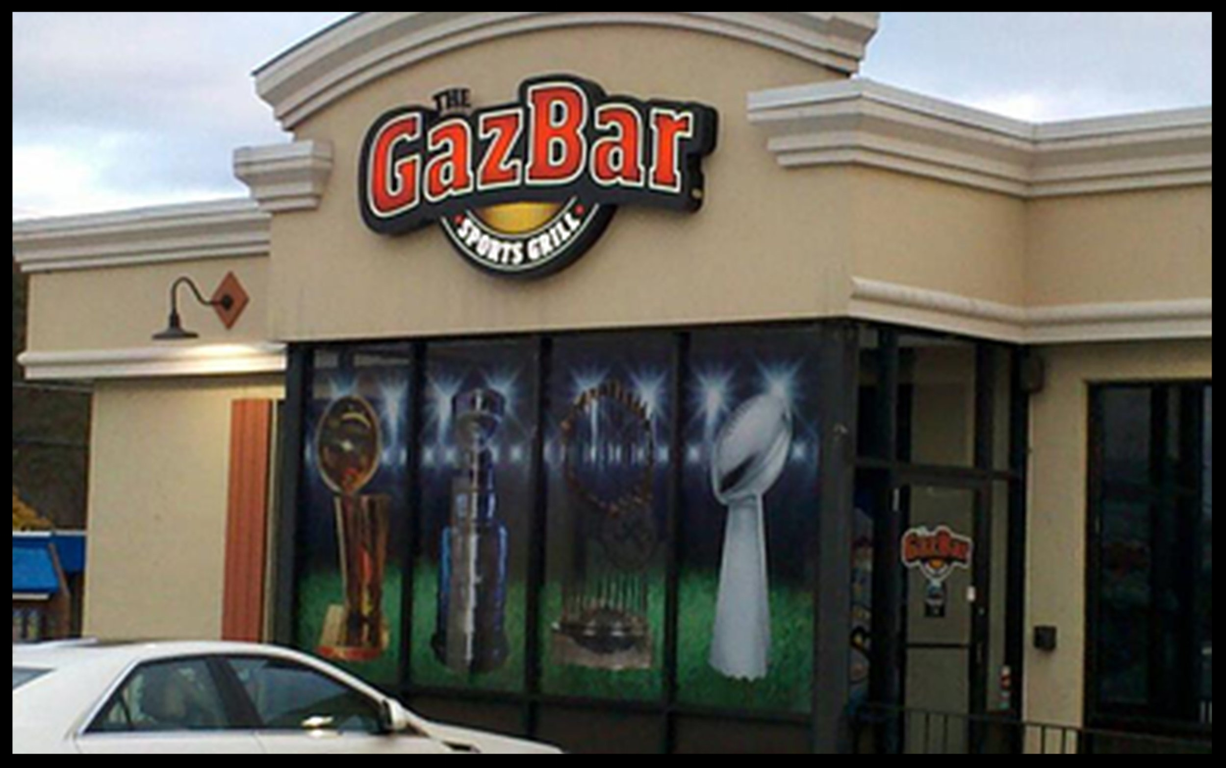 - Gazbar Sports Grill1045 Central StreetLeominster, Ma 01453