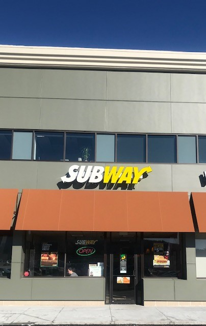 - Subway975 Merriam Ave, Leominster, MA 01453