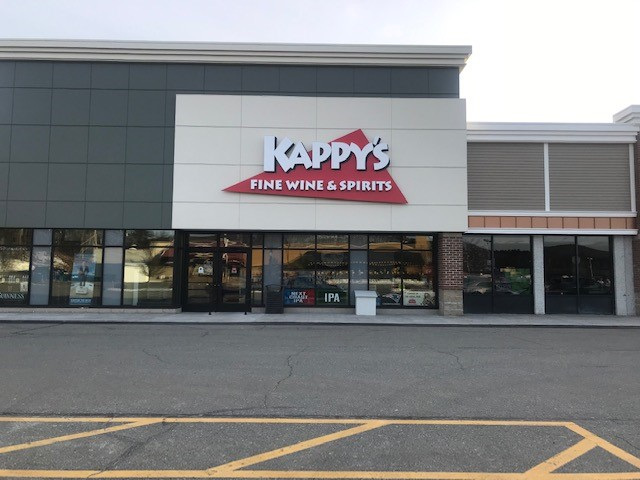 - Kappy's Fine Wine & Spirits220 Whalon StreetFitchburg, MA 01420