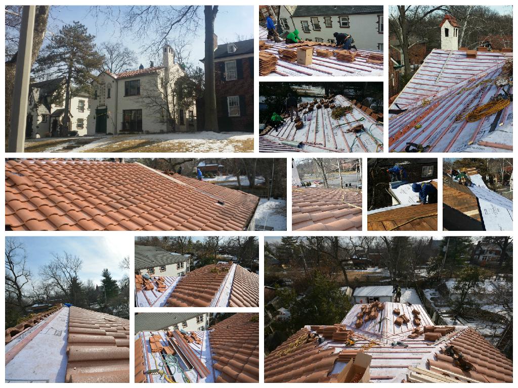 7370 Pershing Boral Concrete TileInstallation(Feb 15)